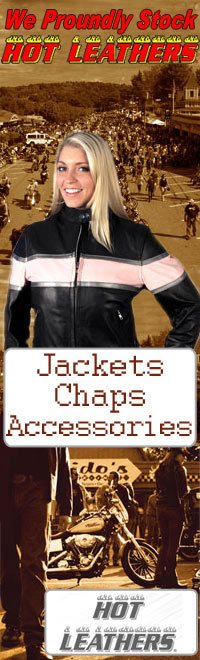 Hot Leathers Sold Here